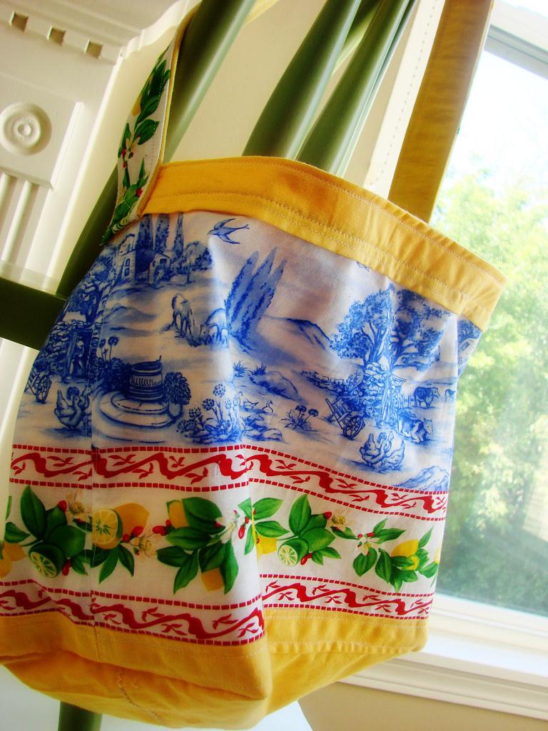 Kid's market bag